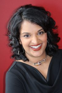 cross-cultural communication expert Tina Varughese