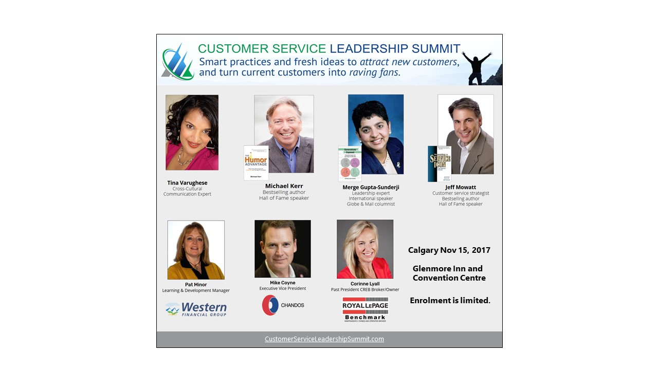 Customer Service Leadership Summit